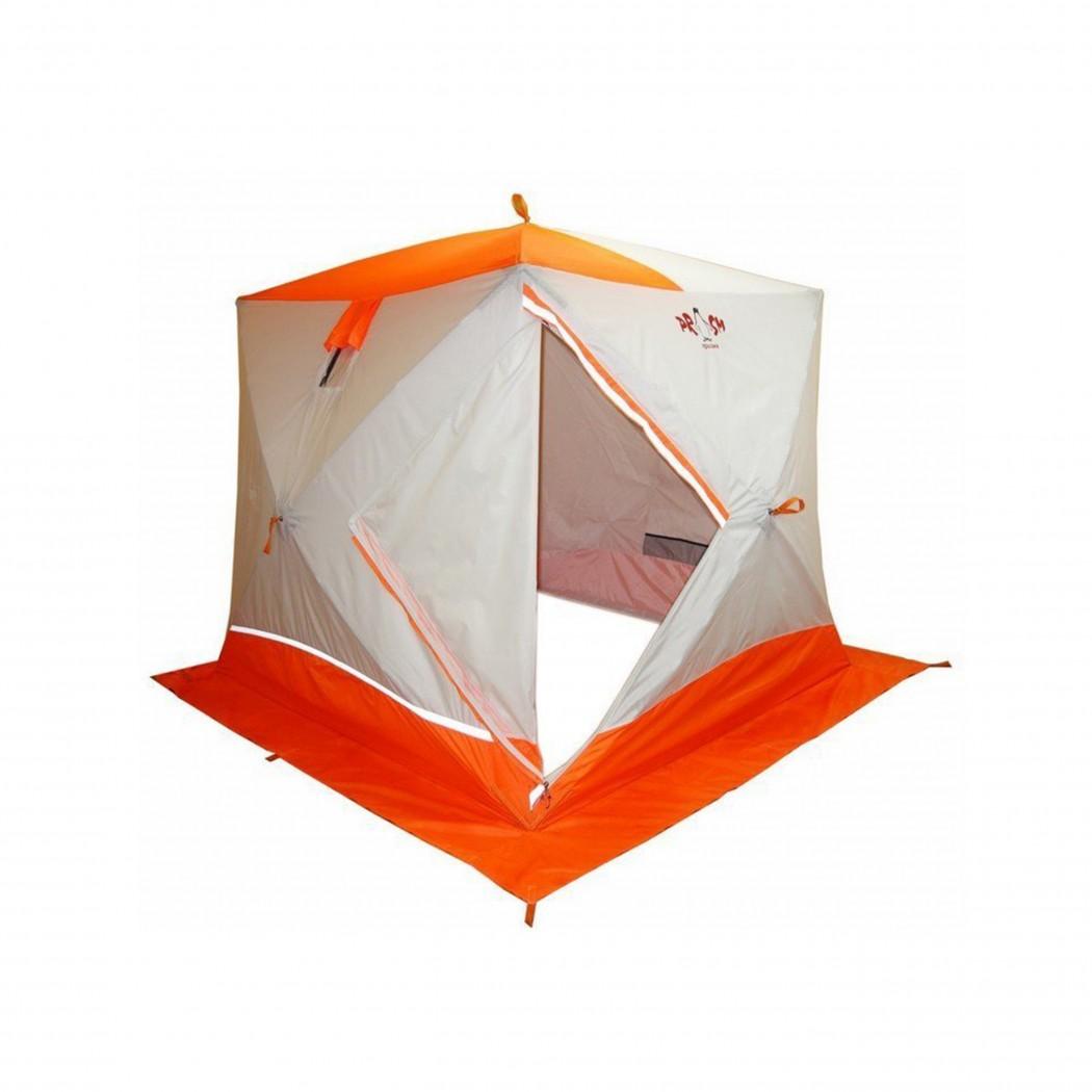 зимняя палатка призма премиум 2-сл.