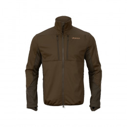 Куртка Mountain Hunter Pro WSP fleece jacket  Hunting green/Shadow brown 130113616 - Оружейно-рыболовный центр BALLISTICA
