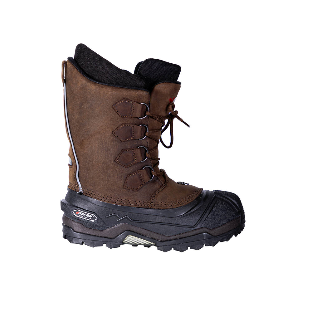 ботинки мужские baffin control max worn brown epic